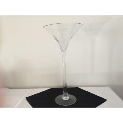 Vase martini transparent 20 po