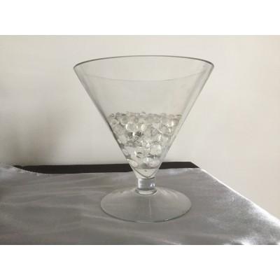 Vase martini mini transparent